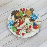dog christmas cookie treats