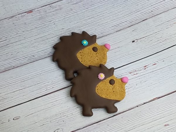 Hedgehog Dog Treats