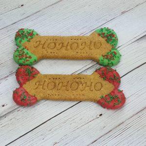 Ho Ho Ho Dog Bone