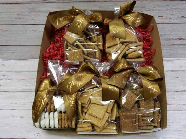 Dog Biscuit Christmas Assortment Pack